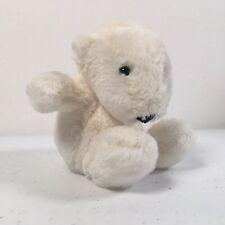 Small / Mini Jellycat Poppet Polar Bear Soft Toy Comforter