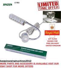 JINZEN JZ-70832 (20)LED MAGNET WORK LAMP FOR INDUSTRIAL SEWING MACHINE PART