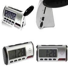 Digital Spy Camera Alarm Clock Hidden Video Camera Cam DVR Motion Detector ☪D ☪D