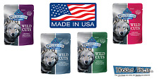 Wilderness Wild Cuts Trail Toppers Dog Food Grain Free 12 - 3 Ounce Pouches USA