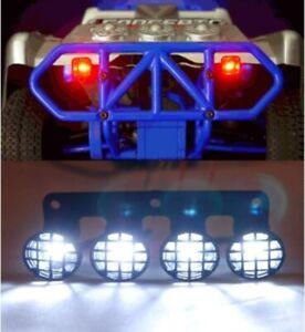 RC LED Lights  for RPM front light bar brake lights 80982 81030 4W2R RPM FTBK