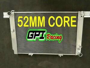 FOR Mercedes-Benz R129 SL 500/500 SL/60 AMG AT 1989-2001 Full Aluminum Radiator