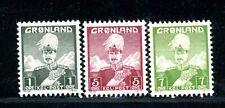 Greenland Scott # 1, 2, 3, 69, 70 - MH - CV=$9.95