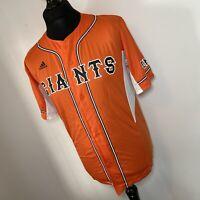 Adidas Tokyo Yomiuri Giants Japanese Japan Baseball Jersey Retro Shirt UK M-L