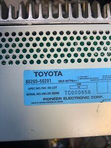 Lexus Ls400 Mk4 Stereo Amplifier 98-00 Vvti 86280-50201 Breaking Pioneer