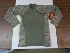 NEW Massif Flame Resistant FR Army Combat Shirt ACU Large