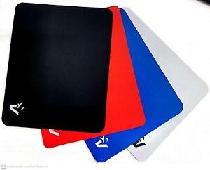 Tappetino per Mouse Vultech Mousepad - Nero, Rosso, Blu, Grigio