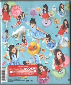Red Velvet 4th Mini Album Rookie 2017 TAIWAN CD & 72p PHOTO BOOK & CARD SEALED
