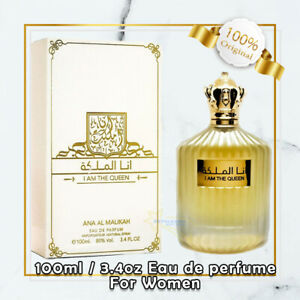 I Am The Queen Eau De Parfum 100ml Women Top Fragrance Original Spray MALIKAH