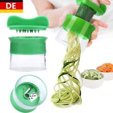 Neu Spiralschneider Gemüseschneider Gemüsespaghetti Zerkleinerer Spiral Slicer