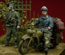 """DDAY MINIATURE """"HERMANN GOERING"""" DIVISION SOLDIERS 35084"""