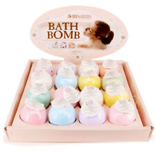 5Handmade Bath Bombs Moisturizing Bubble Bath Salts Ball Essential Oil