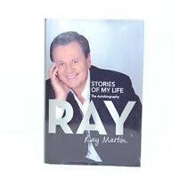 Ray Martin The Autobiography Book, Hard Cover, VG, Stories of my Life, W/ DJ
