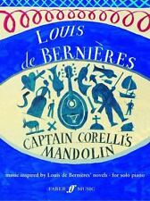 Captain Corelli's Mandolin, Harris, Richard, New Books