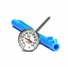 Taylor Classic Instant Read Pocket Thermometer Read Food Probe Cooking Meat .