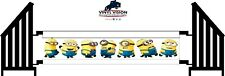 MINION Equestrian Equine Horse Pony Show Club Jumping Fillers Training Gift