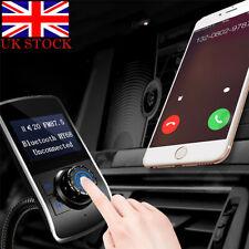 Universal Wireless Bluetooth Car FM Transmitter Handsfree Calling Smartphone Kit