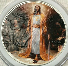 Jesus Christ American Silver Eagle 1oz. .999  Pure Silver Limited Edition Coin