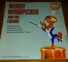 Woody Woodpecker And His Friends 49 cent Golden Records 45RPM