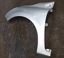 Renault Clio MK4 2013-2019 Passenger NS Wing Silver TED69