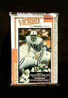 2000 Upper Deck Victory NFL Football Unopened Hobby Pack Tom Brady Rookie?