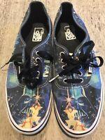 Vans Star Wars Skate Shoes Mens Size 11 Vintage A New Hope Super Clean