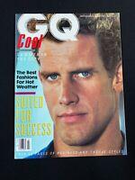 Vintage GQ July 1983 Magazine - BILL WOOD COVER, RICO PUHLMANN