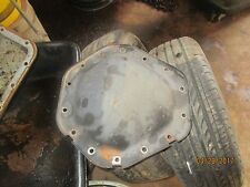 "GM 14 BOLT 10.5"" REAR AXLE 88 -07 inspection plate used"