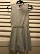 Ann Taylor Sweater Dress In Grey XSP Extra Petite Style