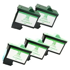 5* PACK LXM16 26 Ink Cartridges for Lexmark Z13 23 25 34 35 515 600 602 Printers