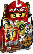 "LEGO® NINJAGO 2170 ""Cole DX Spinjitzu Spinner-Set"" NEU/OVP NEW MISB"