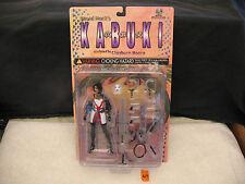 David Mack's Kabuki War-torn Clayburn Moore Action Collectibles CM0004 NEW