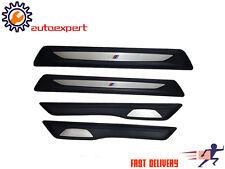 BMW F30 F31 KIT OF M POWER SILL SCUFF STEP TRIM COVER PANEL 8054234