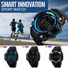 Sport Waterproof Bluetooth Smart Watch Phone Smartphone Mate For Android IOS UK.