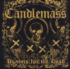 "LIM. EDITION CD+DVD-BOX -""PSALMS FOR THE DEAD"" - CANDLEMASS+neu+ovp++"