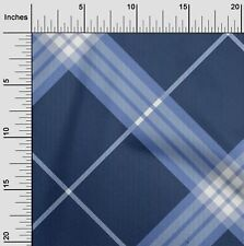 oneOone Tartan Check Printed Fabric 1 Meter-CH-1084A_1