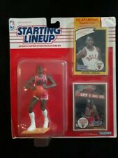 Starting Lineup MINT Michael Jordan Figure With Cards 1990 by Kenner 67826 G2