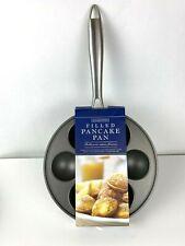 New listing Williams Sonoma Non Stick Filled Pancake Pan Ebelskiver