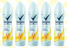 5 Degree Stress Control 48-Hour Antiperspirant & Deodorant Dry Spray 3.8 OZ
