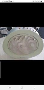 Ventilateur Bionaire avec télécommande et diffuseur de parfum