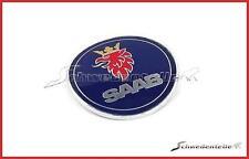 Original Saab-Emblem Heck Saab 9-3 II Limousine 2003-2007 logo badge tailgate