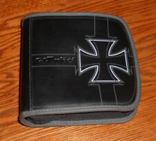 CD Case by CD Projects Faux Leather – Holds 32 CDs