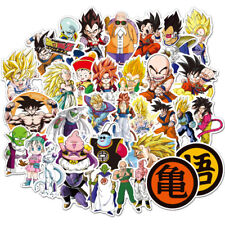 100Pcs/Lot Dragon Ball Decal Stickerbomb Luggage Skateboard Car Laptop Stickers