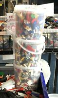 """""""Starter Tub"""" Genuine used Lego Bricks Parts Plates Pieces. Joblot from our Shop"""