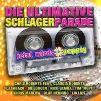 DIE ULTIMATIVE SCHLAGERPARADE  - JETZT WIRDS.. 2 CD NEU