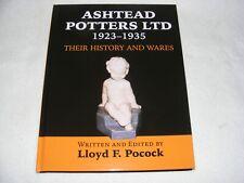 Book Ashtead Potters Their History & Wares Local Surrey Lloyd Pocock Pottery