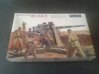 Maquette CANON GERMAN ANTI-TANK 88M/M FLAK 18 FUJIMI Echelle 1:76  76026