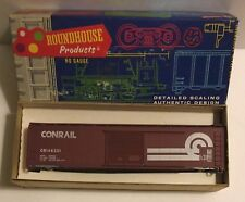Roundhouse HO 50' Boxcar Kit  Conrail