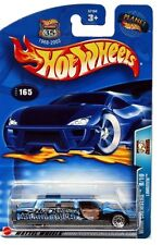 2003 Hot Wheels #165 Work Crewsers Limozeen 0711 card