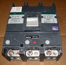 X GE General Electric 400 amp circuit breaker TJJ436400